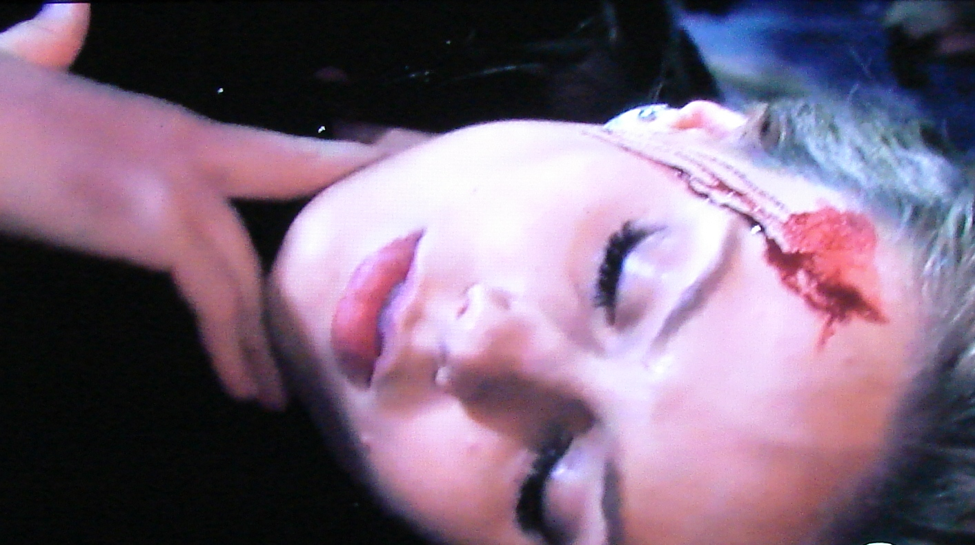 young and restless who attacked Abby