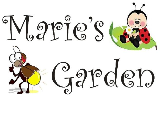 Love grows in Marie's Garden
