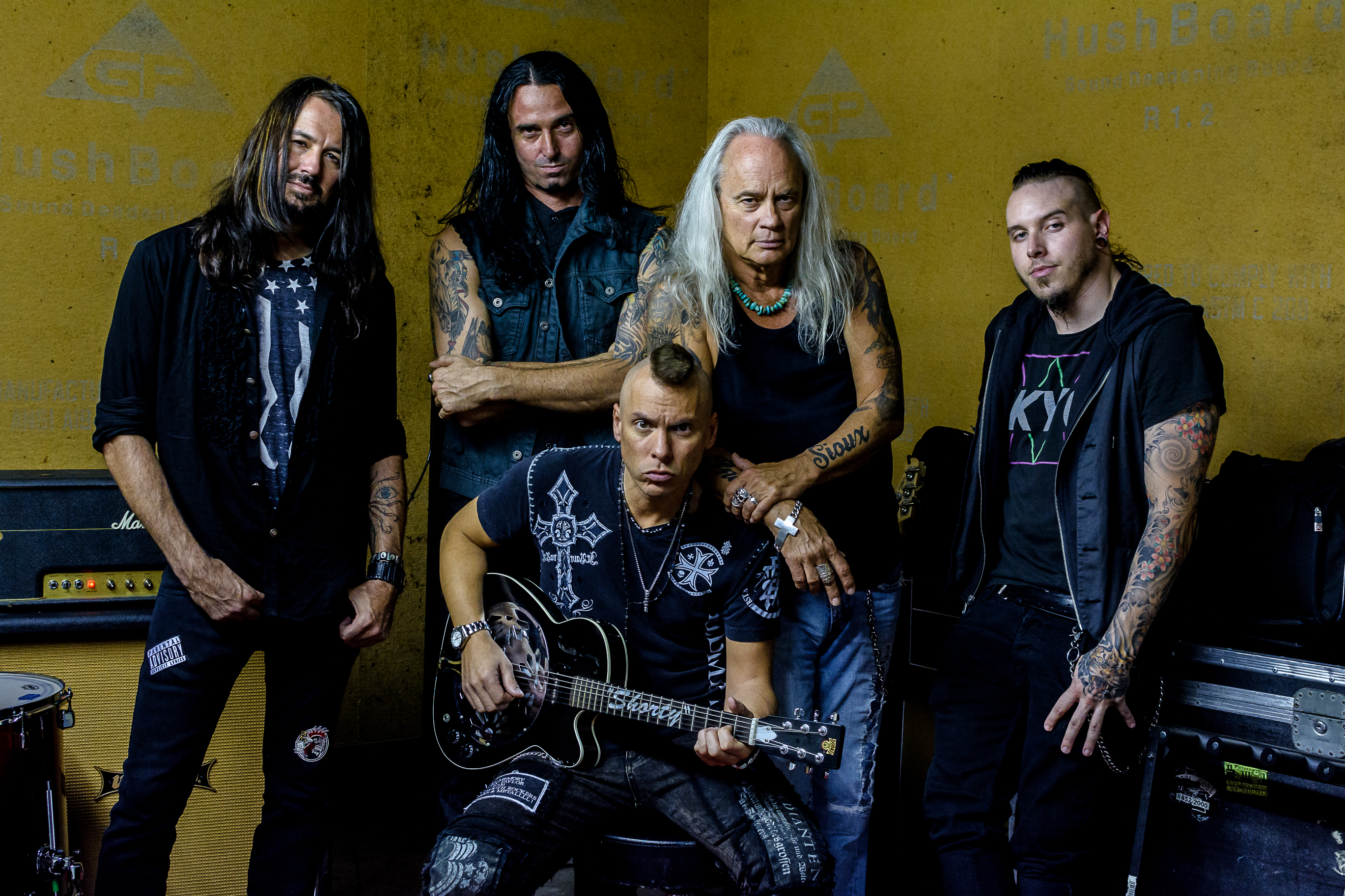 Rickey Medlocke reunites with Blackfoot
