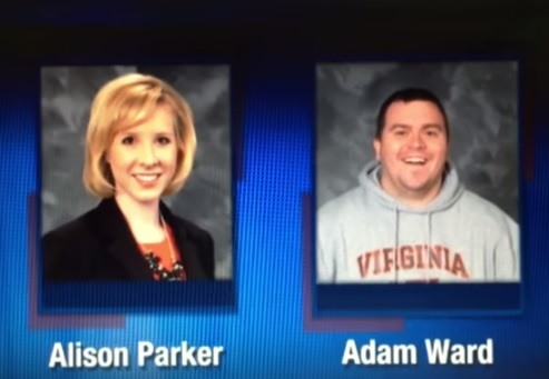 News reporters murdered on air
