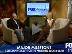 Marshall Tucker Band turns 45