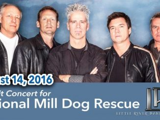 Little River Band doing benefit concert for dogs
