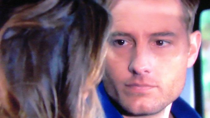 Justin Hartley Young and Restless Goodbye