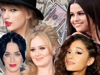 The Illustrious Top 5 Pop Divas of 2016