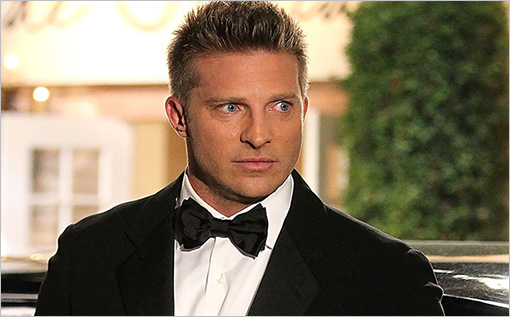Steve Burton Leaving Young and Restless Confirmed