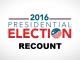 Voter recount announcement spurs strange behavior by Donald Trump