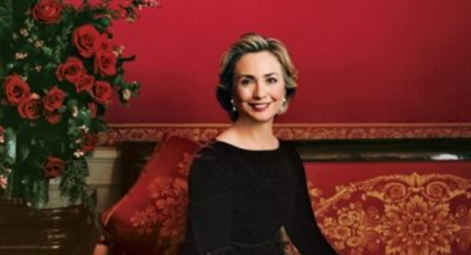 End year message from Hillary Rodham Clinton