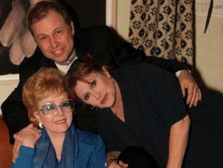 Debbie Reynolds daughter in law writes beautiful tribute