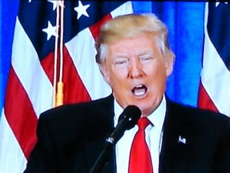 Trump Administration one big Russian Love fest