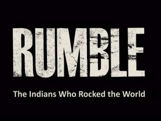 "Rickey Medlocke featured in the film ""Rumble,"" recently featured at Sundance Film Festival"