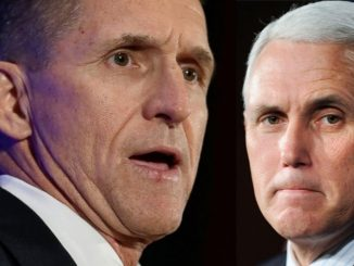 Vice President Pence cannot trust Donald Trump or his cronies