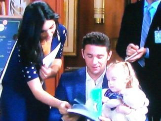 Gabi plus Chad with Ari already equal family on Days of our Lives