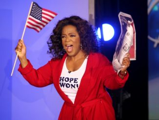 Oprah Winfrey considering run for Presidency in 2020