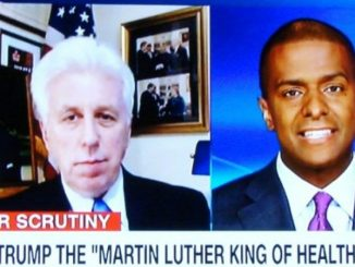News man Don Lemon from CNN loses it big time on Jeffrey Lord and it was well deserved