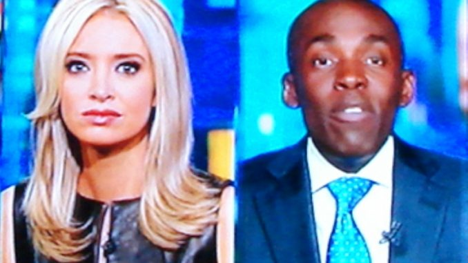 Kayleigh McEnany and Paris Dennard are two of the most hated commentators on CNN