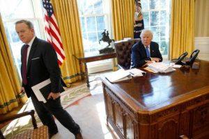 New normal Scaramucci Trump White House embraces vulgar disrespectful hateful rhetoric then removes Scaramucci Monday