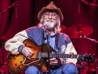 Tribute piece for Don Williams the gentle giant of country music