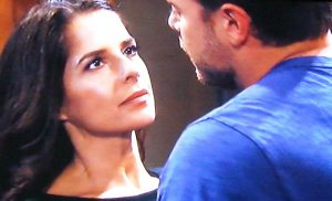 General Hospital spends time muddying the waters while trying to justify bringing Burton back