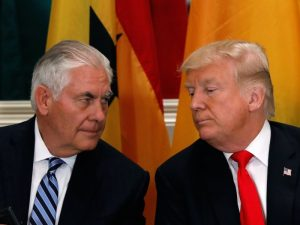 Millions of Americans agree with Rex Tillerson that Donald Trump is a Moron