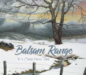 """Balsam Range CD Review: """"It's Christmas Time"""""""