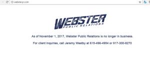 Kirt Webster accuser Austin Rick starts Go Fund Me Legal Assistance Fund