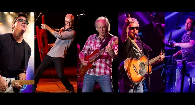 Little River Band announces upcoming tour schedule for 2018