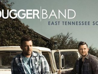 Dugger Band East Tennessee Son shines through cloudy skies on a stormy day.