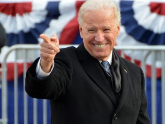 Joe Biden sounding very Presidential in message to the nation