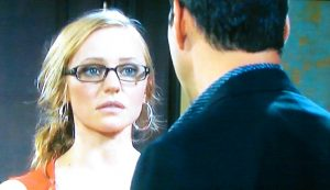 Days of our Lives Eve shocks Brady during ceremony while Abigail continues to shock Stefano
